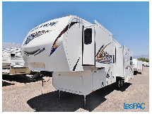 Caravane à sellette keystone Avalanche à vendre 2013