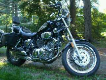 Moto Yamaha Virago Special Edition 1999