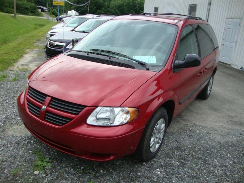 Minivan Dodge Caravan 2007 à vendre