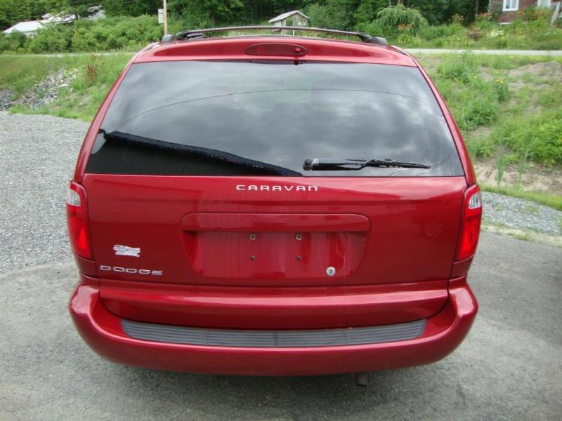 Dodge Caravan SE 2007 à vendre