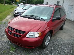 Dodge Caravan SE 2007