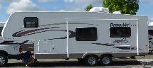 Caravane à sellette  Prowler Lynx 2004 ,28 pieds