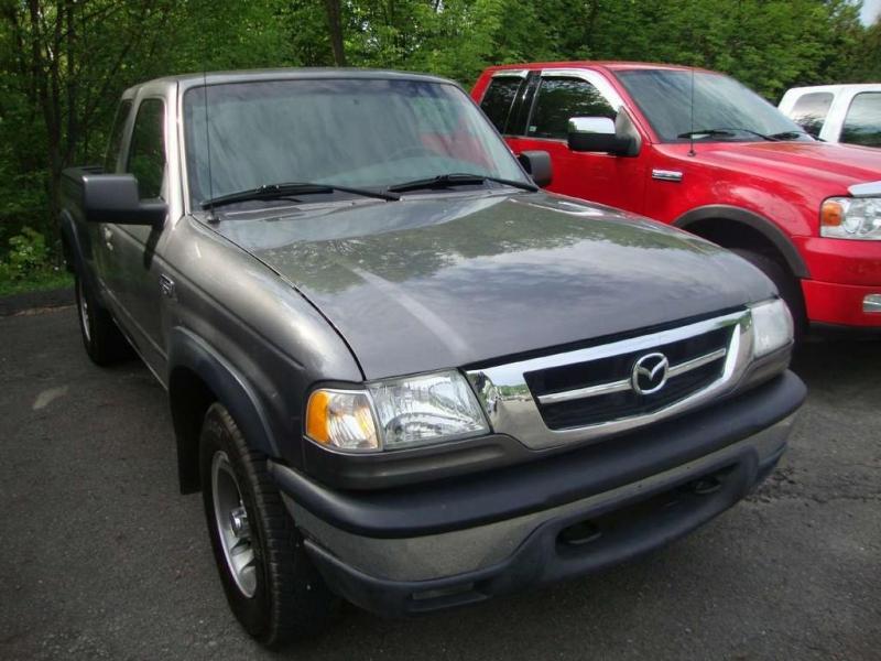 Mazda B4000 4X4 Club Cab 2007 à vendre