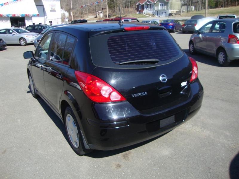 Nissan Versa SL 2007 à vendre