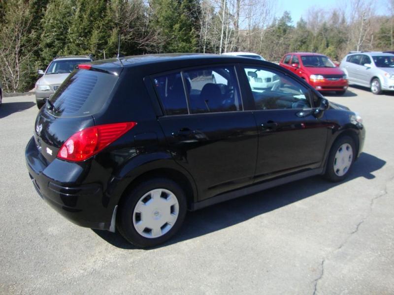Auto Nissan Versa 2007 à vendre