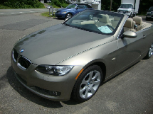 BMW 335 I convertible toit dur 2008