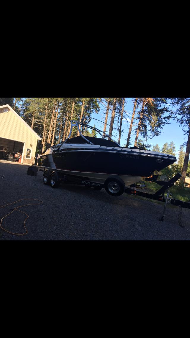 Larson Lxi 238  à vendre
