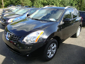 Nissan Rogue S/SL 4X4 2009