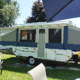 Tente-roulotte Flagstaff Mac 227 de Forest River