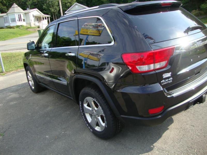 Jeep Grand Cherokee Limited 2011 à vendre