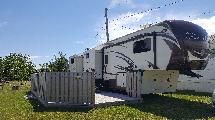 2014 fifthwheel BayHill 385BH 41' bunks