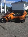 Spyder  RTS 2014
