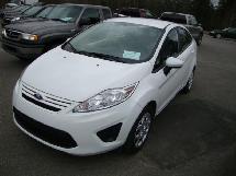 Ford Fiesta S 2012