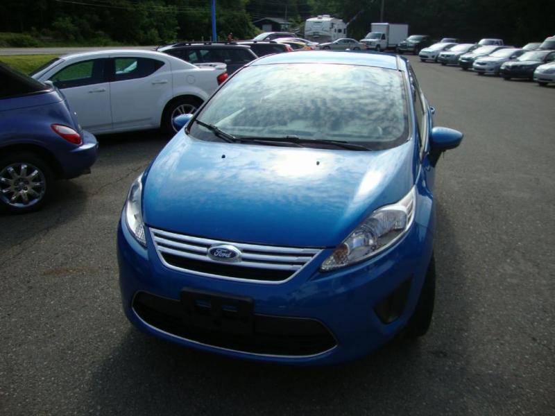 Auto Ford Fiesta 2012 à vendre