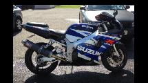 Gsx-r 750 2003