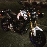 Yamaha fz09 2015