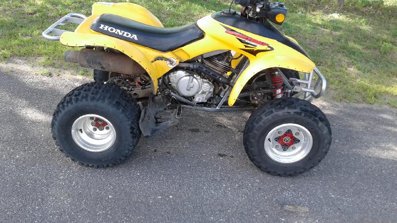Honda 300ex à vendre