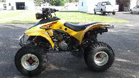Honda 300ex