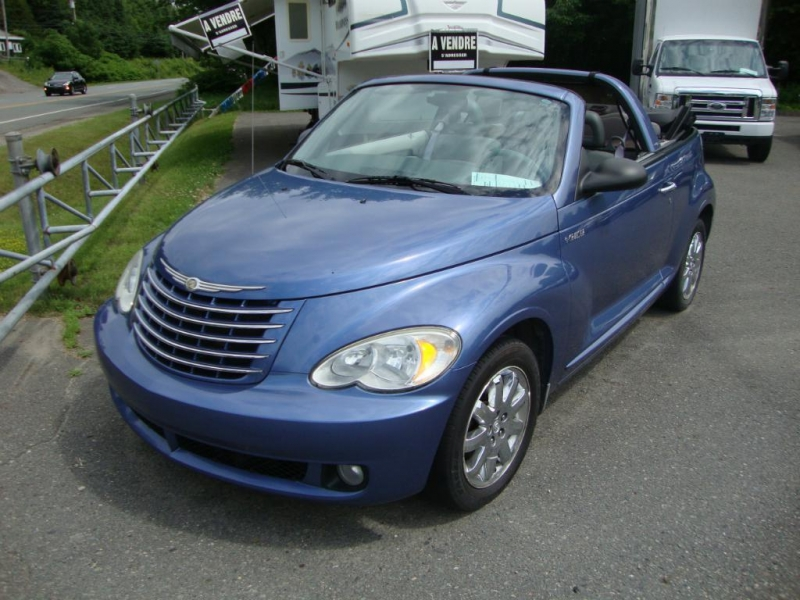 Chrysler PT Cruiser Touring 2006 à vendre