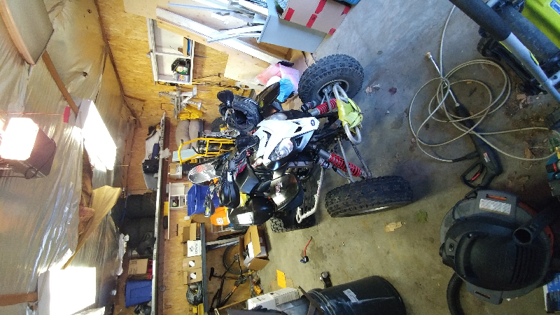 2x 2006 polaris predator 500 ltd à vendre