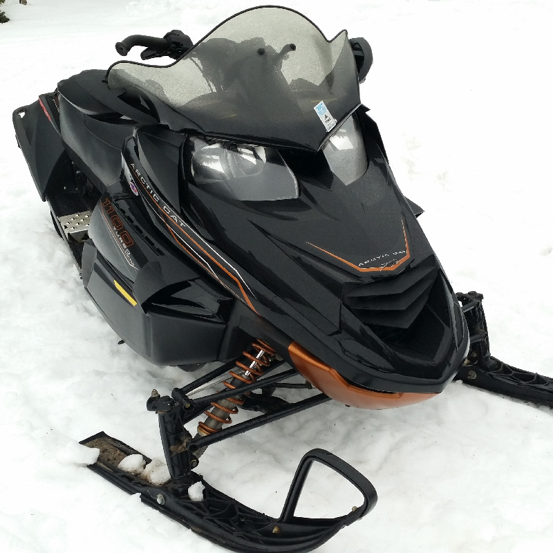 Motoneige artic cat z1 turbo Ltd  à vendre