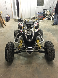 Can am ds450xmx