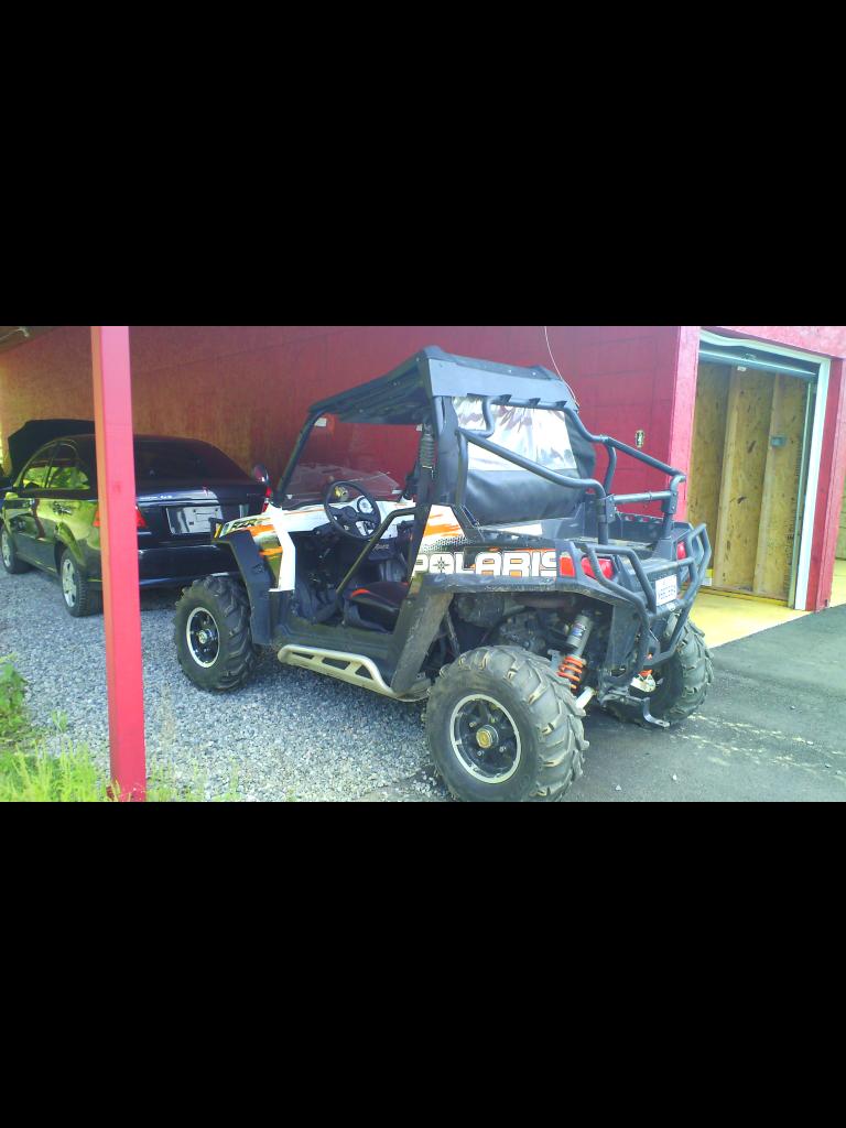 VTT Polaris Ranger RZR 2012 à vendre