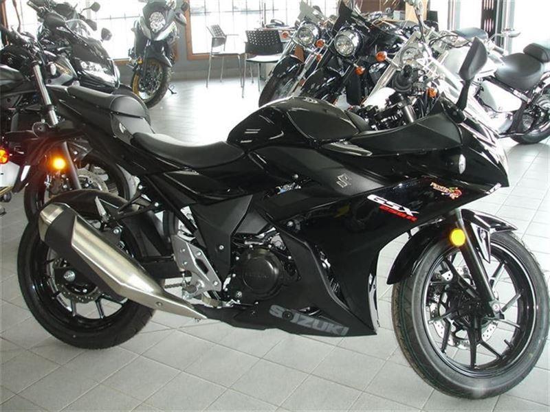 Moto sport Suzuki  2018 à vendre