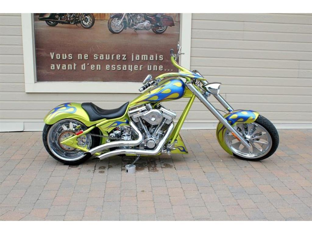 Moto routière/cruiser Harley-Davidson  2005 à vendre