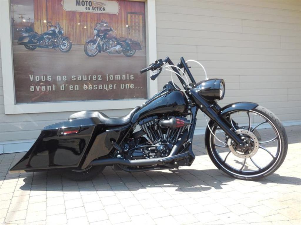 Moto tourisme Harley-Davidson  2004 à vendre