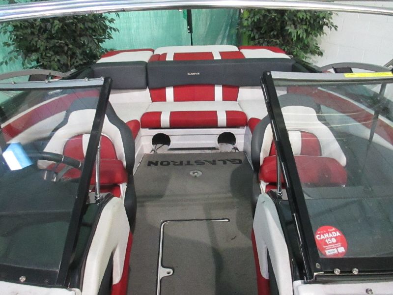 Bateau Wake-Ski Glastron Inc Mx185 open deck 2014 à vendre