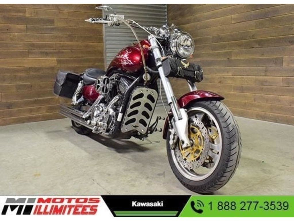 Moto routière/cruiser Kawasaki  2003 à vendre