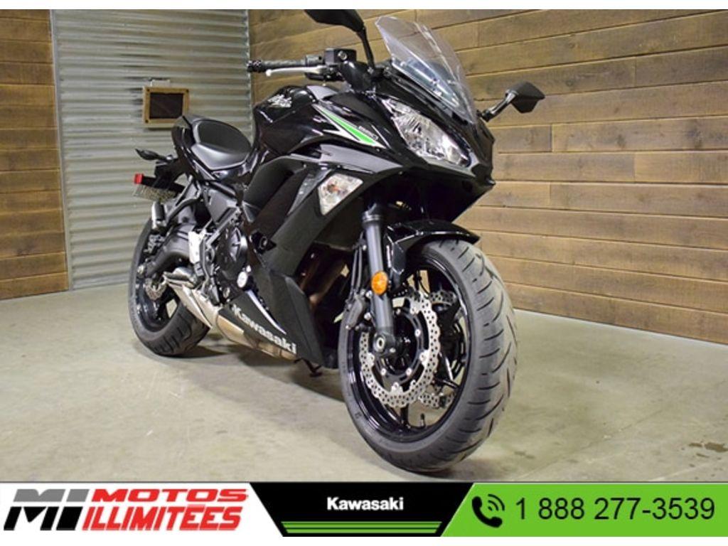 Moto tourisme Kawasaki  2017 à vendre
