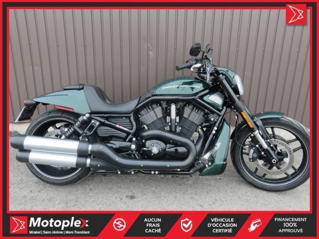 Moto routière/cruiser Harley-Davidson  2015 à vendre