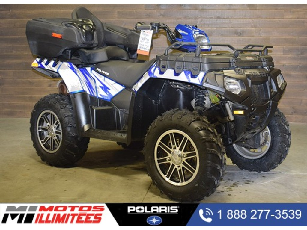 VTT Multiusage Polaris Sportsman 2015 à vendre