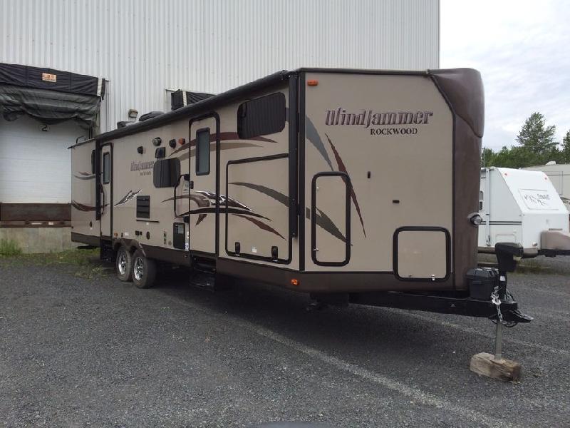Roulotte Rockwood WINDJAMMER 2015 à vendre