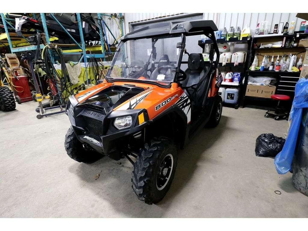 VTT Côte-à-côte Polaris Ranger RZR 2012 à vendre