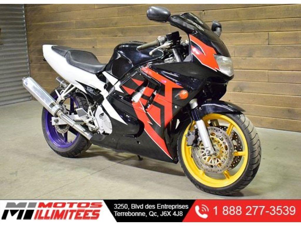 Moto tourisme Honda CBR600 1996 à vendre