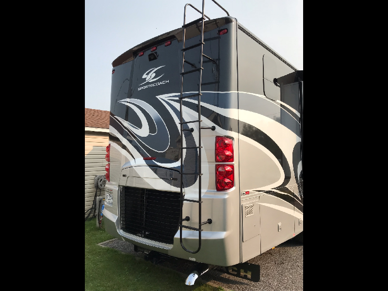 VR Classe A Coachmen SPORTSCOACH 404RB 2018 à vendre