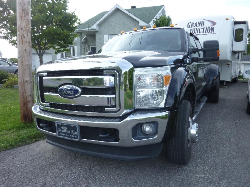 Camion Ford  2011 à vendre