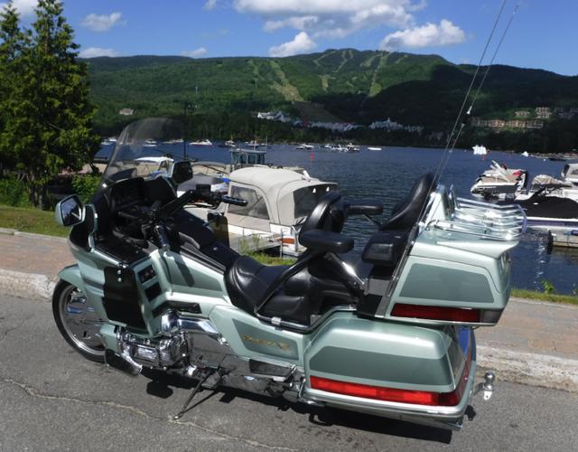 Moto routière/cruiser Honda GL1500SE Goldwing 2000 à vendre
