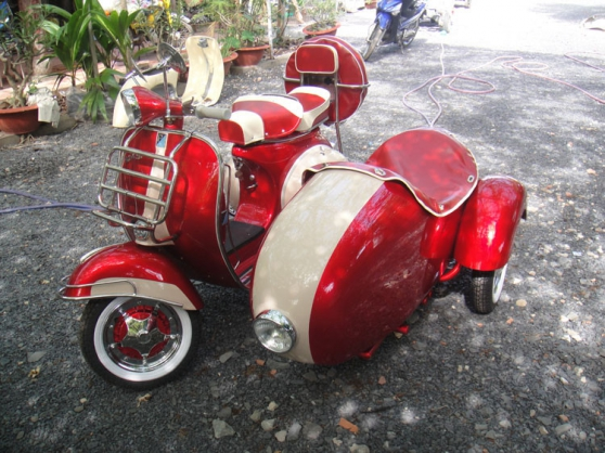 Scooter Vespa  1961 à vendre