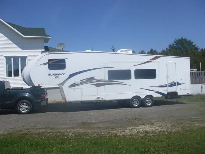 Caravane à sellette Sundance  2010 à vendre