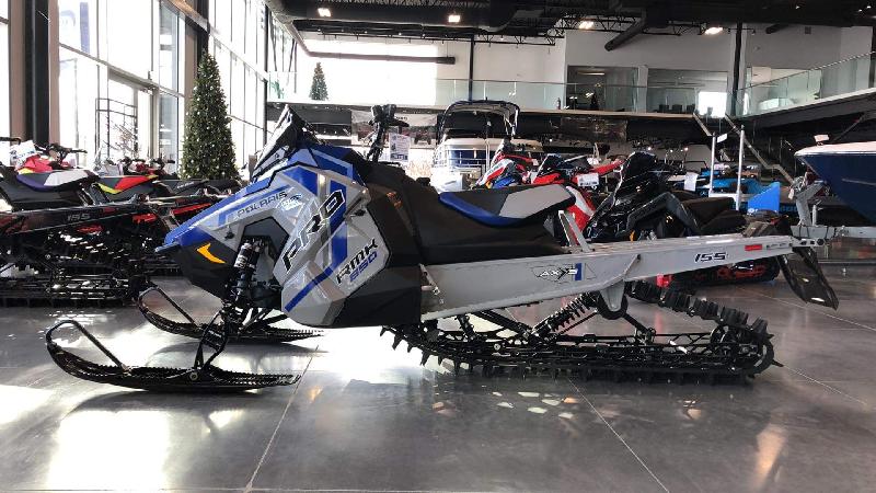 Motoneige Polaris 850 PRO RMK 155 2.6'' 2021 à vendre