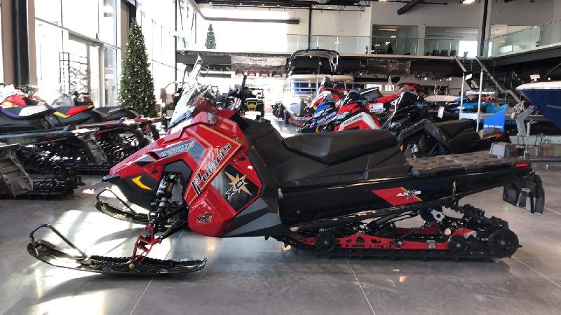Motoneige Polaris 800 TITAN XC 2021 à vendre
