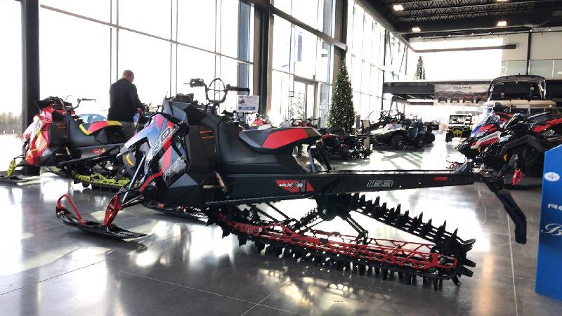 Motoneige Polaris PRO RMK 850 163 2021 à vendre