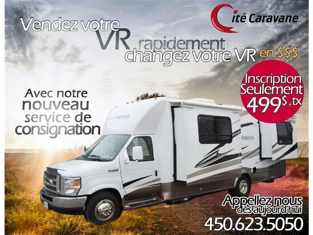 VR Classe B Forest River  2011 à vendre