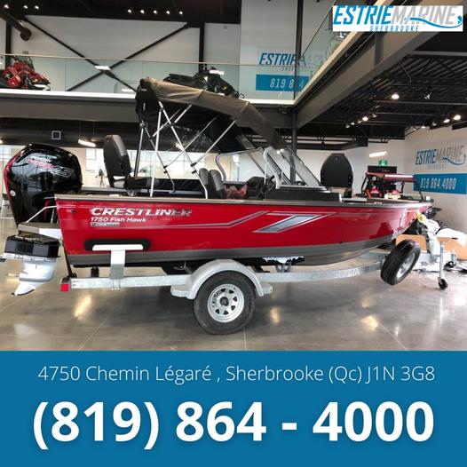 Bateau de pêche Crestliner Inc  2021 à vendre
