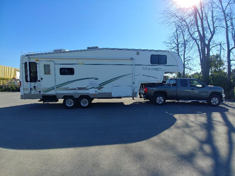 Caravane à sellette Glendale  2003 à vendre
