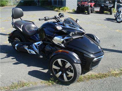 Moto routière/cruiser Can-Am Spyder F3-S SM6 2015 à vendre